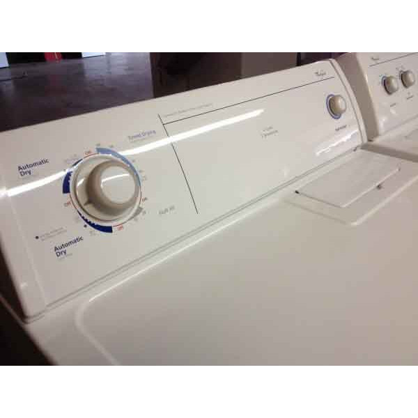 Excellent Whirlpool Washer Dryer Matching Set 316