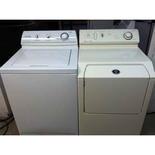 Newer Maytag Performa Washer And Neptune Dryer