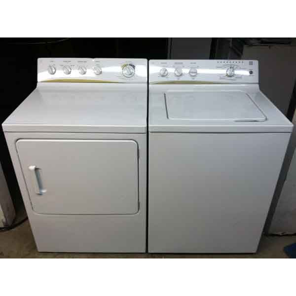 Matching Energy Star Rated Ge Adora Washer Dryer 363