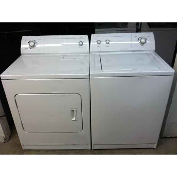 Whirlpool Commercial Quality Washer Dryer 384 Denver
