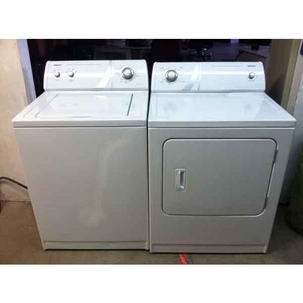 Admiral Washer Dryer Set 197 Denver Washer Dryer