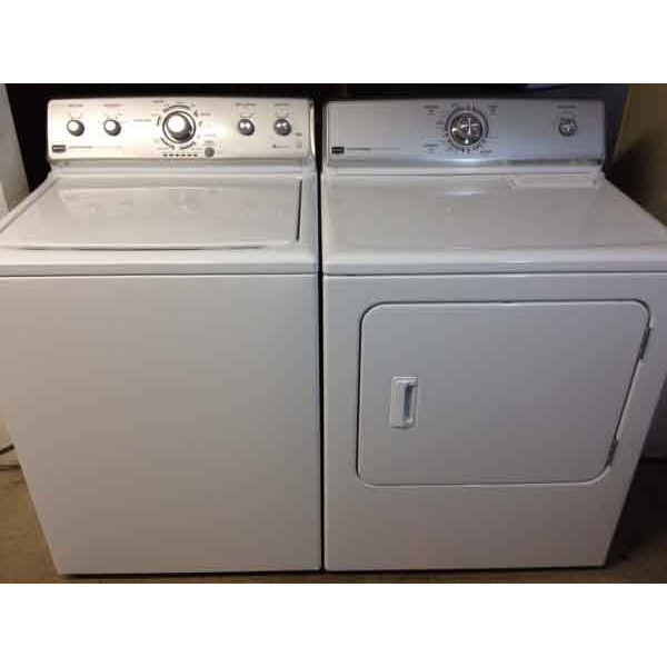 maytag centennial dryer maytag centennial he washer dryer set 130 denver 31048