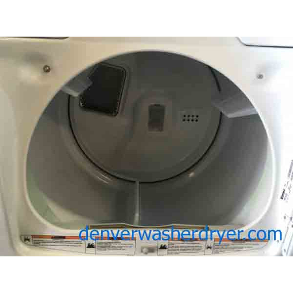 King Size Kenmore Oasis Washer And Dryer Direct Drive