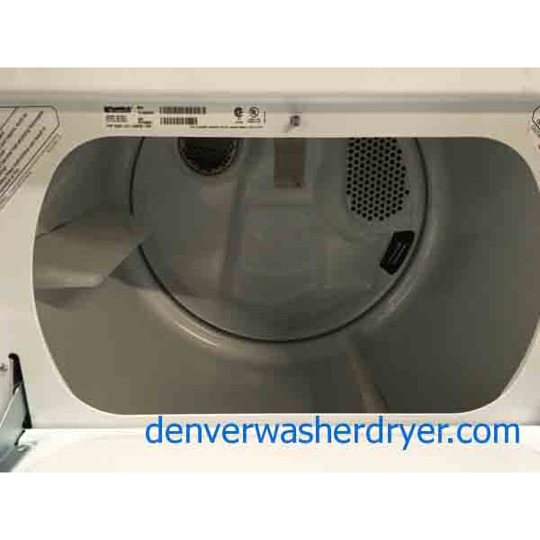 Heavy Duty Kenmore 80 Series Washer Dryer Set!