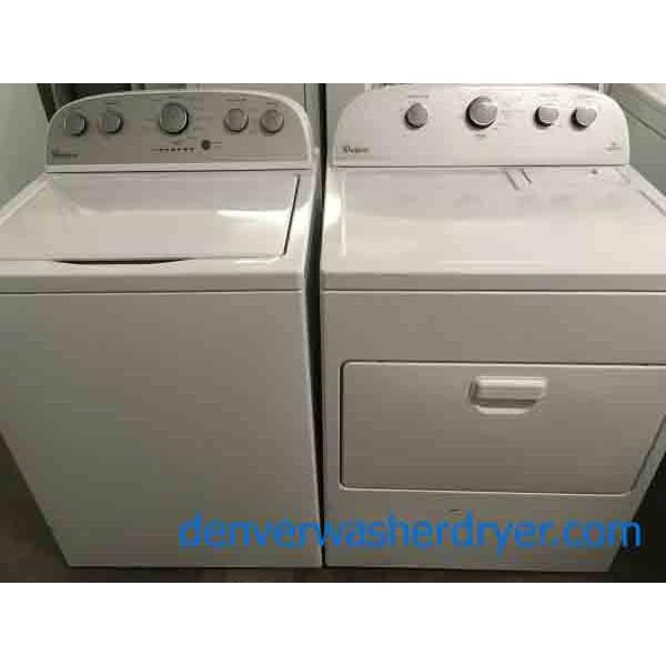 Whirlpool Washer Dryer Set Vmod 2588 Denver Washer Dryer