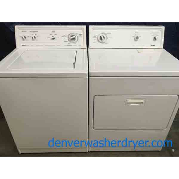 Kenmore 80 Series Washer/Dryer Set!