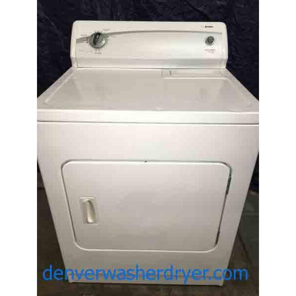 Solid Kenmore 400 Series Dryer 2684 Denver Washer Dryer