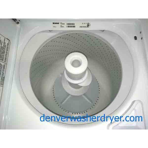 Wonderfull Kenmore 90 Series Washer And Dryer 2708