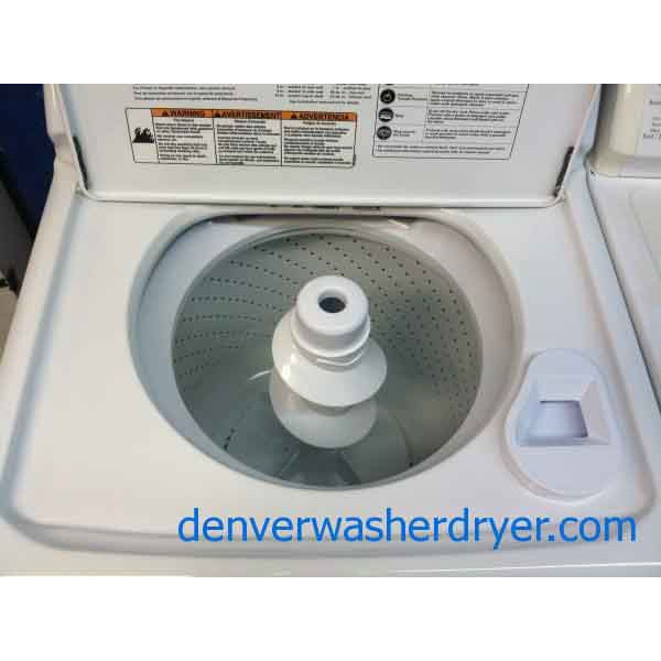 Red Hot Kenmore Washer Dryer Set 548 Denver Washer Dryer