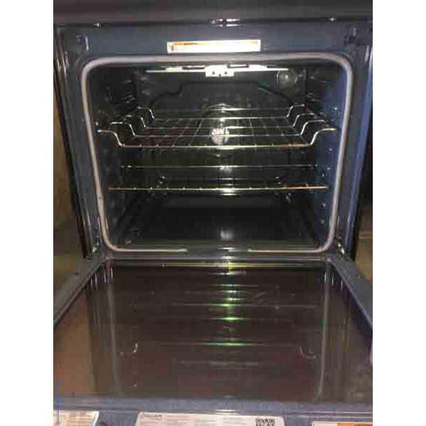 Slide In Glass Top Stove With Convection Oven Whirlpool