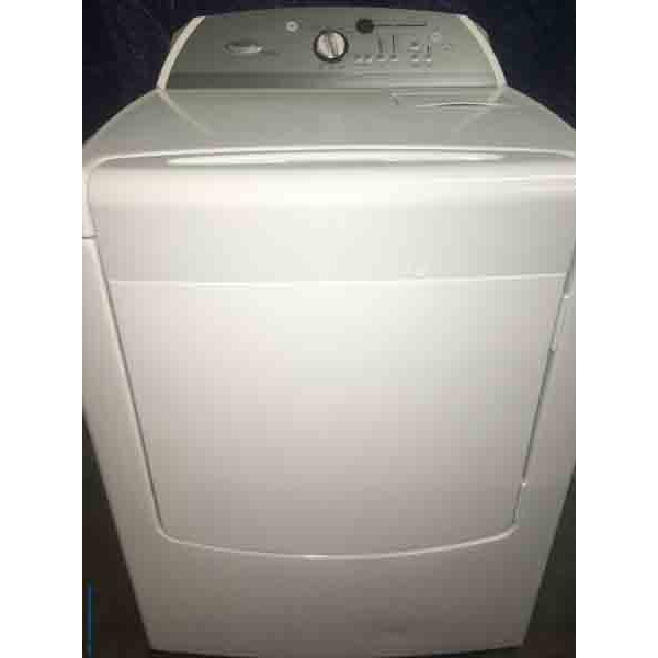 Single Whirlpool Cabrio King Sized Electric Dryer 2850