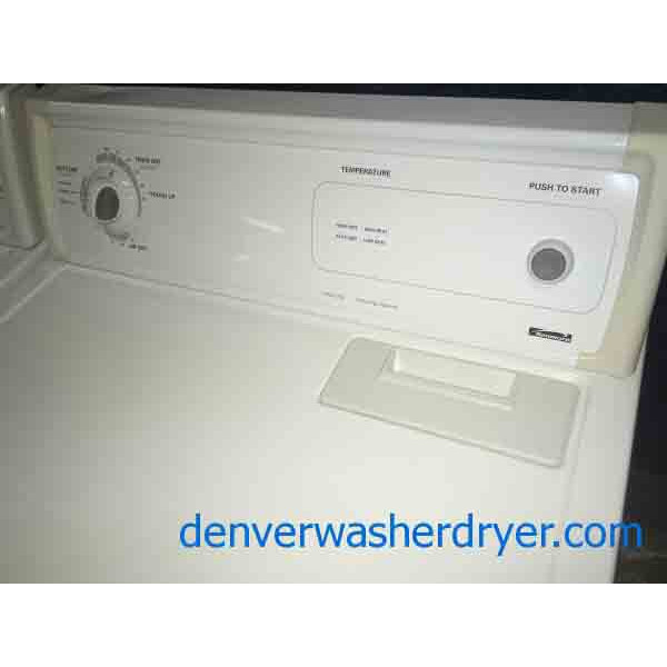 """Companion Xl Reconditionné: Slim 24"""" Washer And XL Capacity Dryer"""