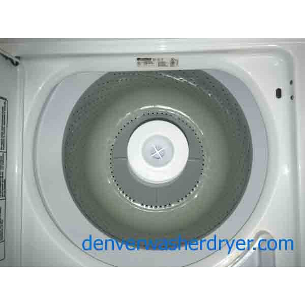 Heavy Duty Kenmore Washer Dryer Set 220v Quality