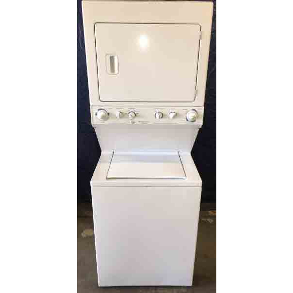 full size 27 frigidaire stackable washer dryer 220v 2944 denver washer dryer. Black Bedroom Furniture Sets. Home Design Ideas