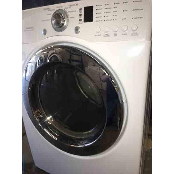 Terrific Lg Tromm Single Electric Clothes Dryer 2953