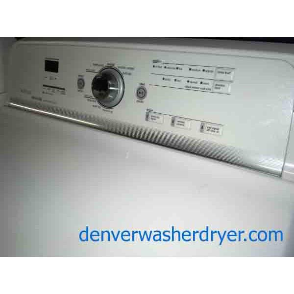 maytag direct drive washing machine