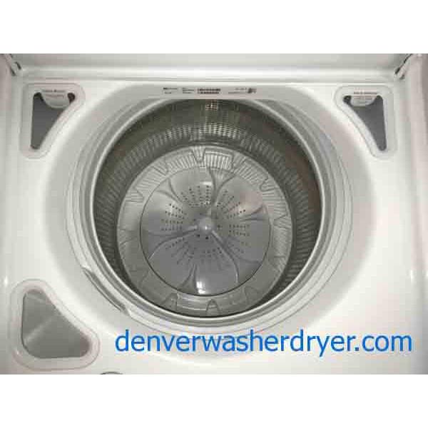 Magnificent Maytag Bravos Direct Drive Washer Dryer Set