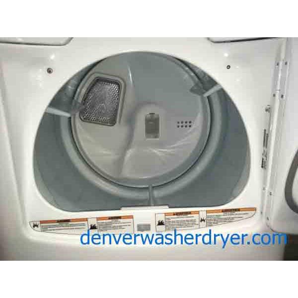 Kenmore Elite Washer Dryer Set Canyon Capacity Energy