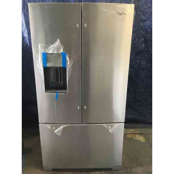Now Available: New Stainless Refrigerators by Whirlpool! [ONLY 3 LEFT!]