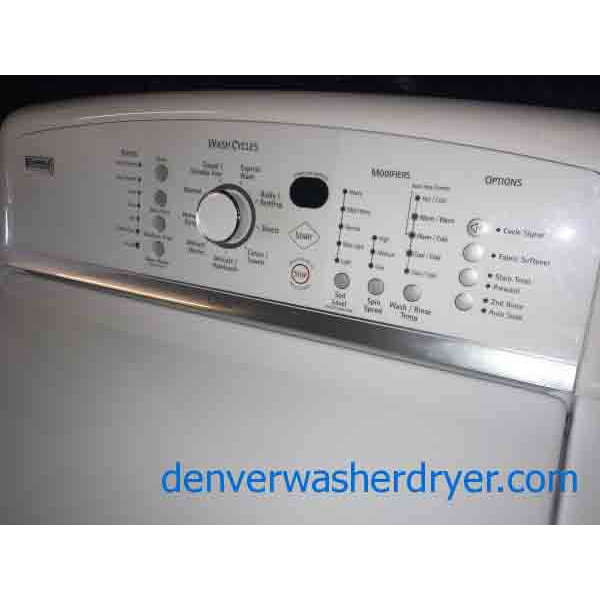 Best Kenmore Elite Oasis High Efficiency Washer And Steam