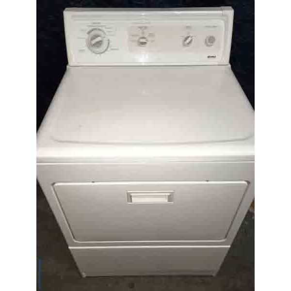 Single Kenmore Elite King Size Dryer 3025 Denver