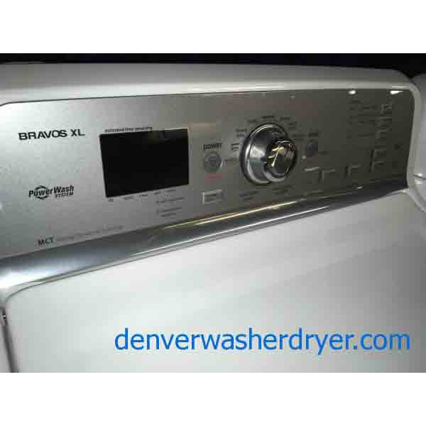 Marvelous Maytag Bravos Xl Washer And Gas Dryer Direct