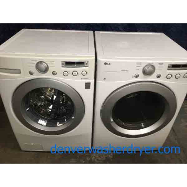 Dryer Set, Stackable, Quality