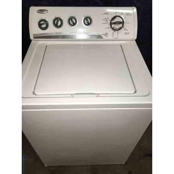 heavy duty direct drive washing machine whirlpool super capacity 3047 denver washer dryer. Black Bedroom Furniture Sets. Home Design Ideas