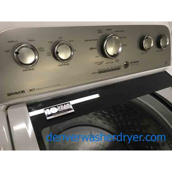 new maytag washing machine