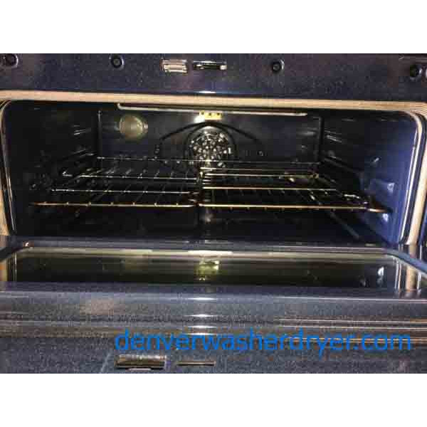 Fantastic Samsung Glass Top Convection Double Oven
