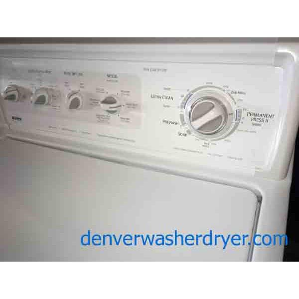 Direct Drive Washing Machine Kenmore Super Capacity Plus