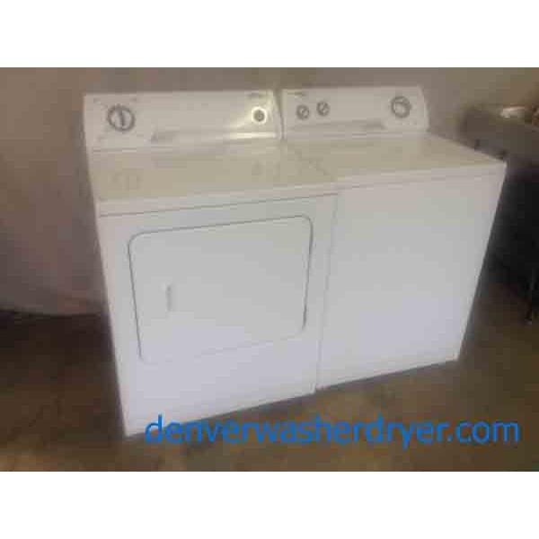 Whirlpool Washer Amp Dryer Combo 2282 Denver Washer Dryer