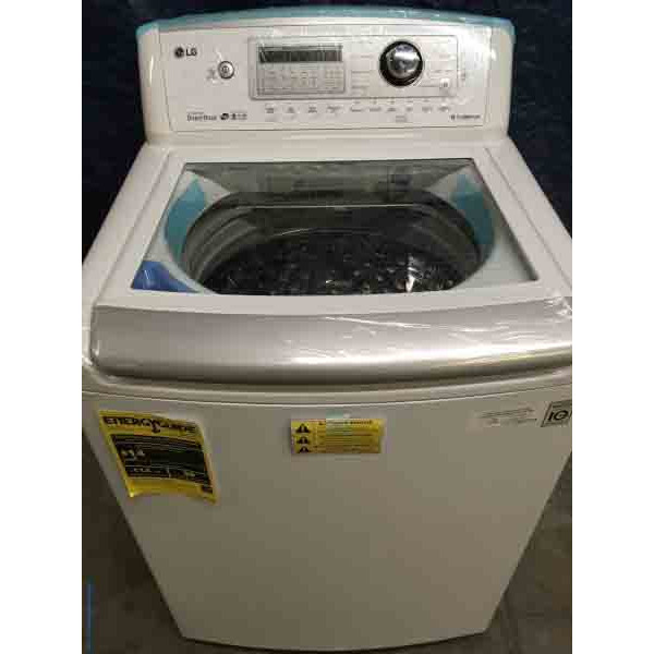 New Lg Waveforce Washer With Dryer 3147 Denver