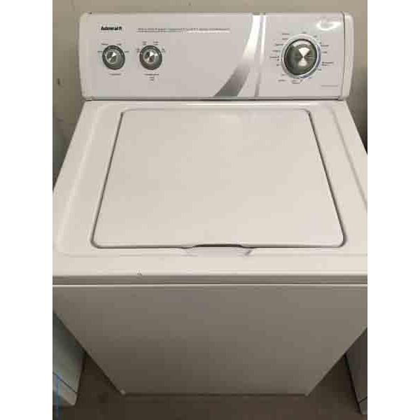 Admiral Direct Drive Washing Machine 3158 Denver