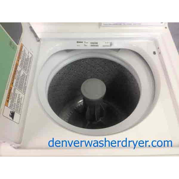 Slim Kenmore 24 Quot Washing Machine Direct Drive Solid