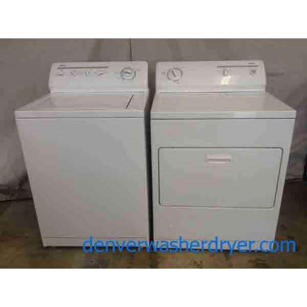 Affordable Kenmore 80 Series Gas Washer And Dryer Super