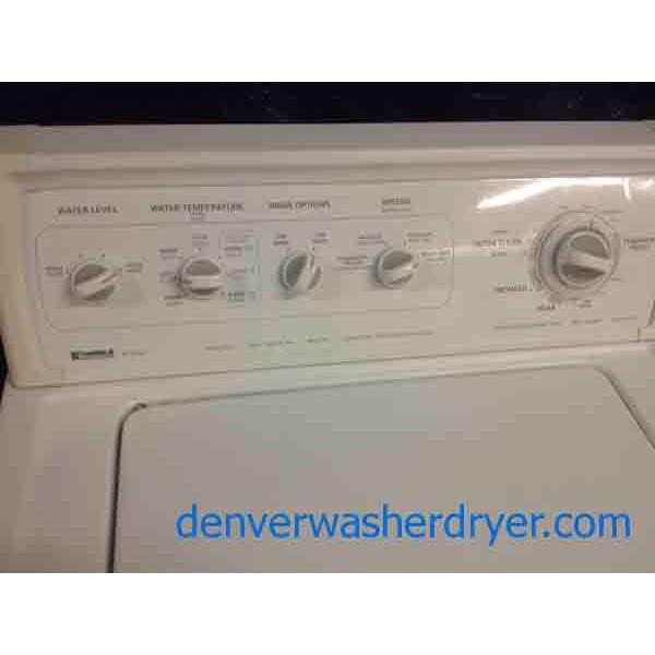 kenmore 80 series. kenmore 80 series washer/dryer set! i