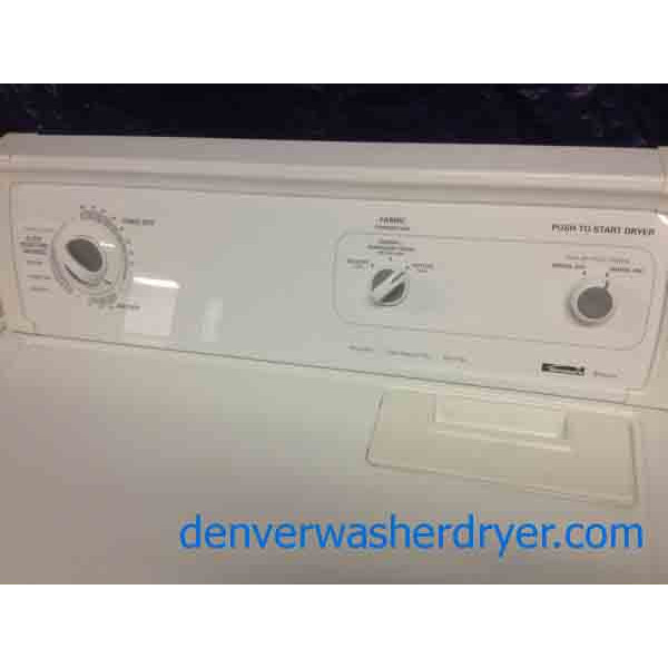 kenmore 80 series washer and dryer. kenmore 80 series washer/dryer set! washer and dryer