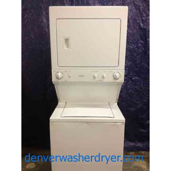 Full Size 27 Quot Stackable Washer Dryer 220v 2409