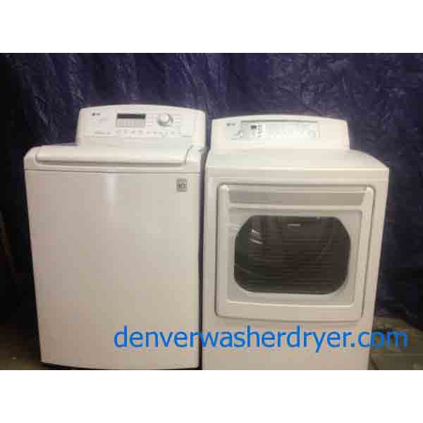 Lg Dryer Drum In The Hole ~ Lg washer and dryer with stainless drums  denver
