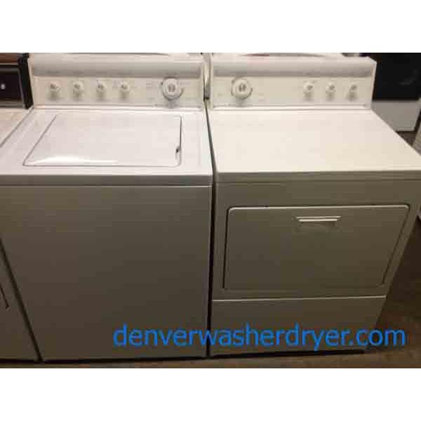 Kenmore 90 Series Washer Dryer Set 2481 Denver