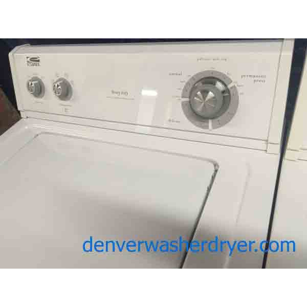 Estate By Whirlpool Direct Drive Washer Dryer Set Super