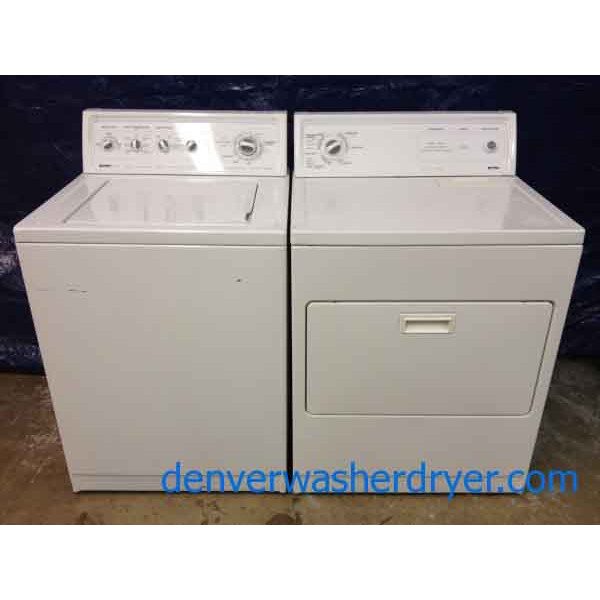 Kenmore 90 Series Washer Dryer 1183 Denver Washer Dryer