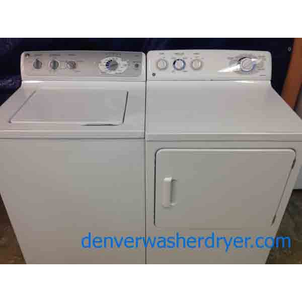 Ge Washer Dryer Set Energy Star Stainless Steel Basket