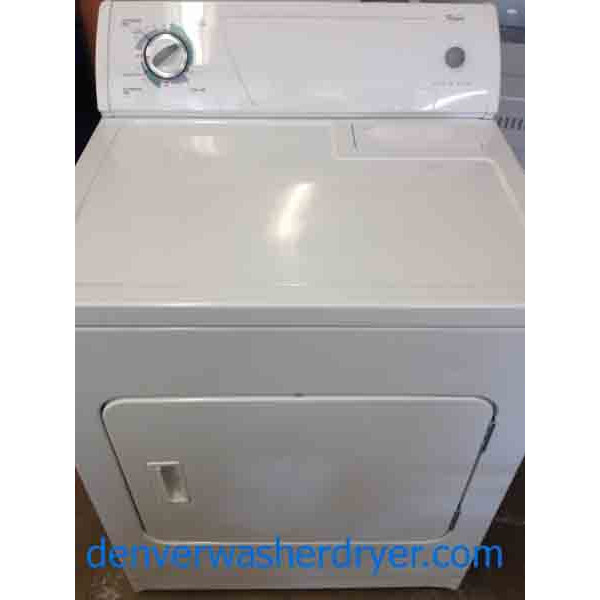 Whirlpool Commercial Quality Dryer Excellent Condition