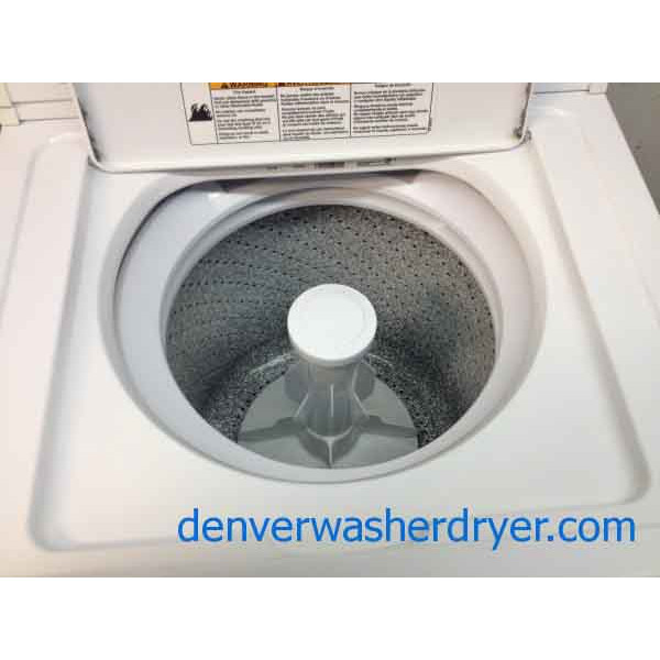 Inglis By Whirlpool W D Set 657 Denver Washer Dryer