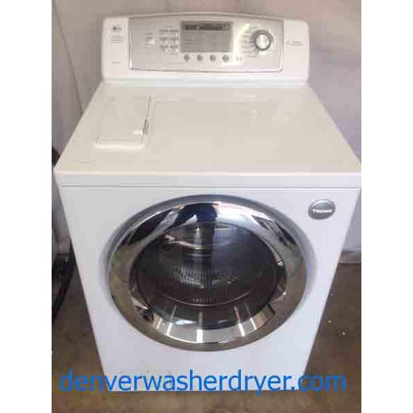 Lg Tromm Front Load Washer Cabrio Dryer 2037