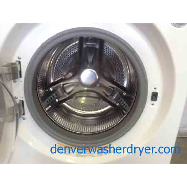 lg tromm washer how to use