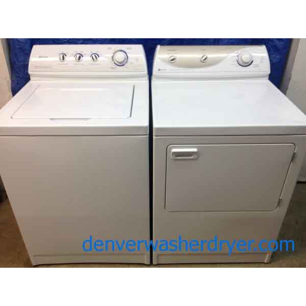 Maytag Mix-Matched W/D Set