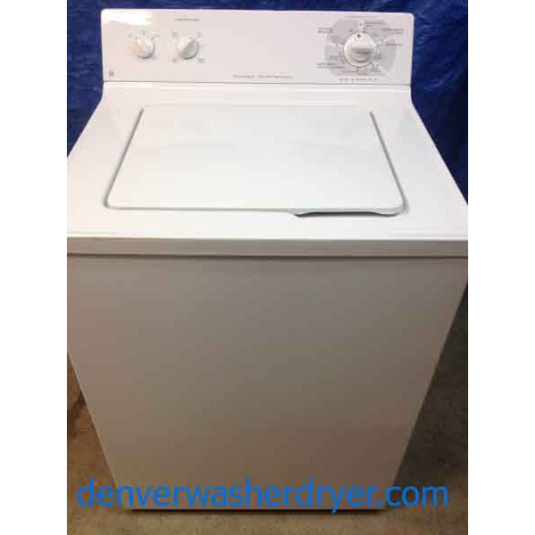 Solid GE Washer